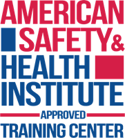 ashi approved training center logo